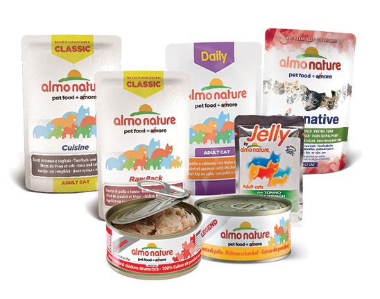 Almo Nature Dog Food Ingredients