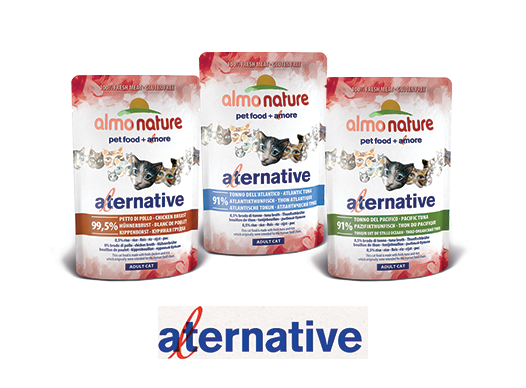 Almo Nature Cat Wet Alternative